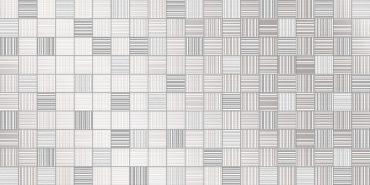 Декор День пиксель белый