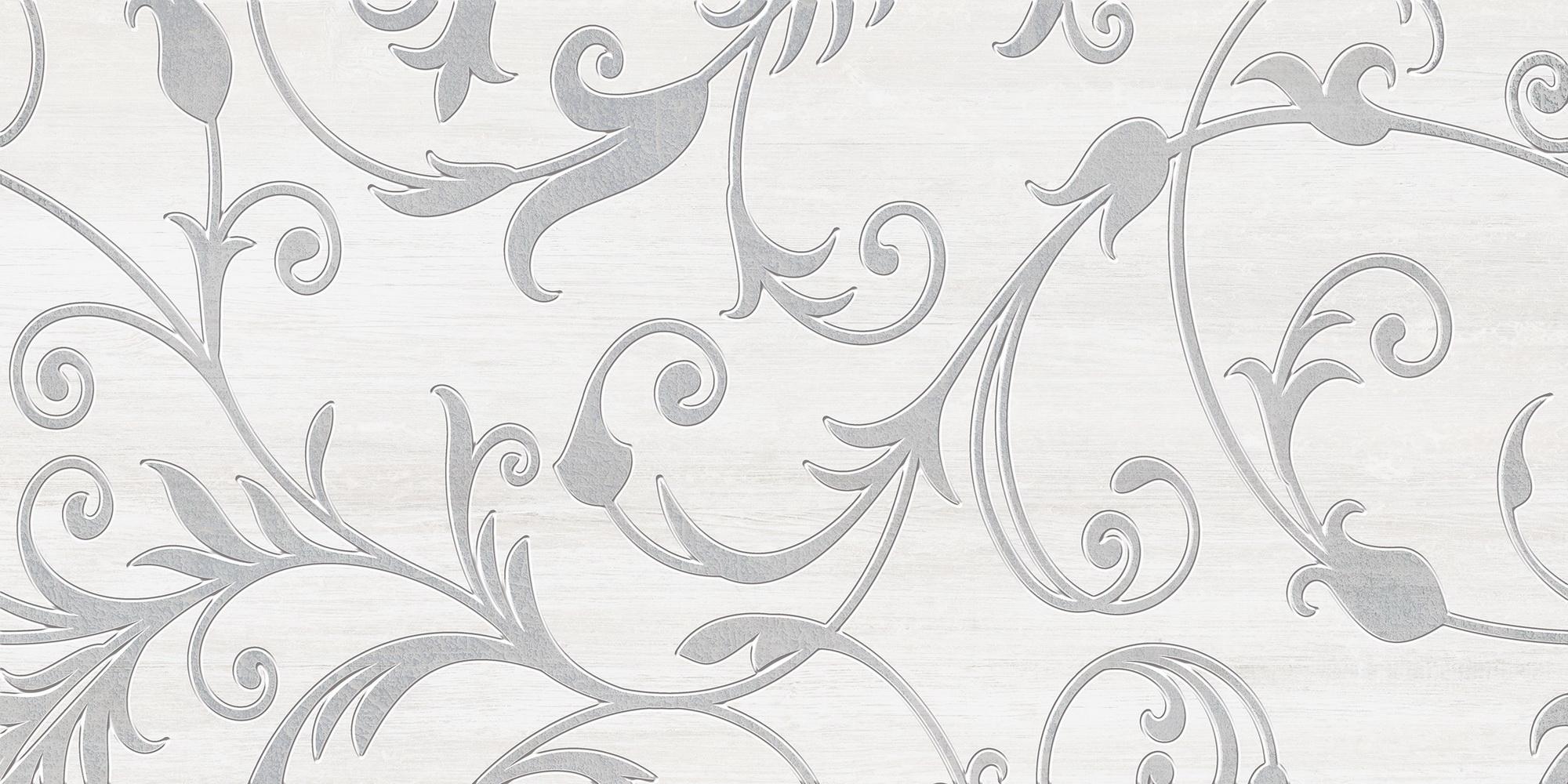 Панно Сильвия 2 серый